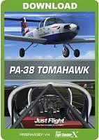 PA-38 Tomahawk FSX / P3D